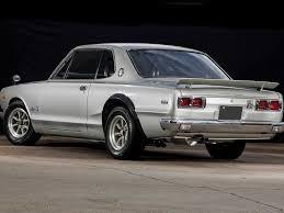 old nissan coupe 1972 skyline u0027hakosuka u0027 gt r spotted pistonheads