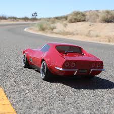 corvette stingray evolution 1969 custom corvette v100 s 1 10th rtr vtr03022 evolution engines