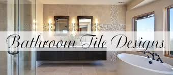 bathroom tile designs pictures bathroom tile designs kitchen bath trends