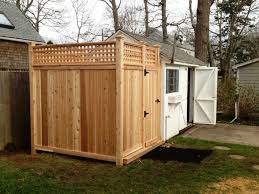Diy Patio Enclosure Kits by Very Helpful Outdoor Shower Kits Home Decor Inspirations