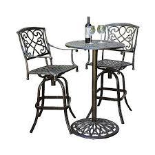 Aluminium Bar Table The 25 Best Cast Aluminium Garden Furniture Ideas On Pinterest