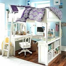 Bunk Bed With Workstation Living Room Loft Bed With Desk Plans Bunk Bed Desk Combo Loft