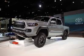 Trd Canada 2017 Toyota Tacoma Trd Pro Doesn U0027t Come Cheap Off Roader Starts