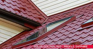 Metal Tile Roof Metal Roof And Siding