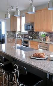 granite countertop how to clean kitchen cabinets frigidaire