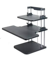 Computer Desk Adjustable Height by Computer Table Shocking Adjustable Computer Desk Pictures Design