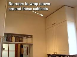 how to install crown molding on cabinets how to install kitchen cabinets crown molding how to design and