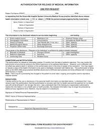 medical release form hearing care office u0026 hipaa forms