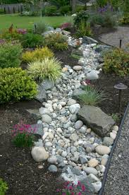 Rocks In Gardens Home Design 25 Beautiful River Rock Gardens Ideas On Pinterest