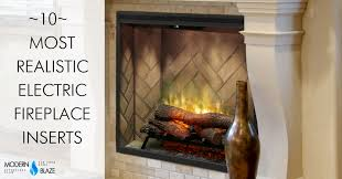 Electric Fireplace Insert Dimplex Fireplace Inserts Review 10 Most Realistic Electric