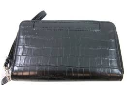 fatwallet black friday this double zipper big fat wallet by mundi now utilizes safe