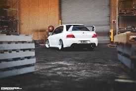 mitsubishi lancer stance mitsubishi lancer evo stance stancenation car wallpapers hd