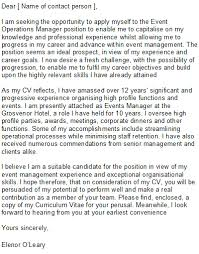 Sample Event Planner Resume by Export Administrator Cover Letter