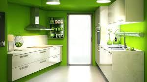 meuble cuisine vert pomme cuisine verte meuble vert 26 exemples qui arrangent pour couleurs