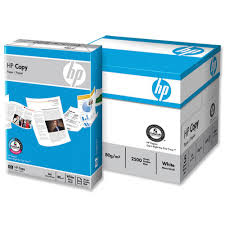 hp printer paper ream wrapped 80gsm a4 white id 4873062 product