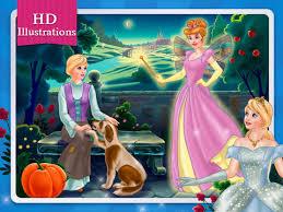 cinderella fairy tale tabtale