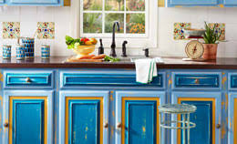 Kitchen Cabinet Painting Ideas Home Design Ideas - Kitchen cabinet door paint