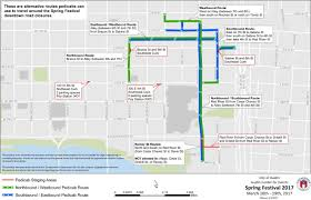 City Of Austin Map by List Of Street Closures Released For Sxsw Keye