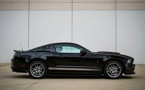 roush rs mustang adds styling handling upgrades to v 6 ford mustang