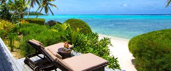 cook islands beach resort vacation relax and unwind