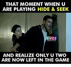 Hide And Seek Meme - that moment when u are playing hide seek rvcj wwwrvci com and