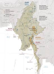Nat Geo Maps Myanmar Burma Map Pictures More From National Geographic