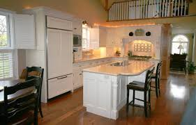 Two Kitchen Islands Pleasurable Open Concept Kitchen Layouts Layout Farmhouse Raleigh