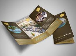 free templates for hotel brochures luxury hotel tri fold brochure template luxury hotels pinterest