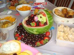 easy and cheap baby shower food ideas