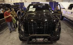 Black Ops Ford If Your Luxury Ride Isn U0027t Luxe Enough These Guys Can Help San