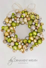 How To Make Decorative Balls 67 Diy Christmas Wreaths How To Make A Holiday Wreath Craft