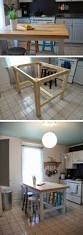 Plans To Build A Kitchen Island 15 Easy Diy Kitchen Islands That You Can Build On A Budget Diy