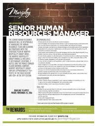 Job Gym Resume by Murphy Hospitality Group Linkedin