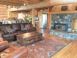 2 Master Bedroom Fabulous Log Home 2 Master Bedrooms Vrbo