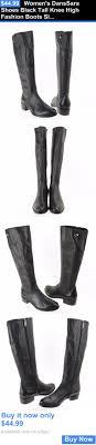 womens fashion boots size 11 shoes womens danssara shoes black knee high fashion