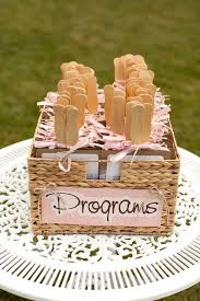 best 25 summer wedding favors best 25 fan programs ideas on diy wedding program