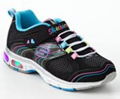 rainbow light up shoes free new skechers rainbow light up athletic shoes girls size 11