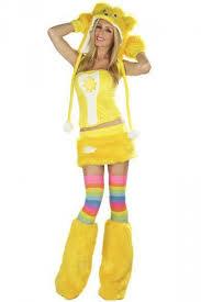 Corsets Halloween Costumes Yellow Corset Bear Halloween Costume Polar Bear Costume