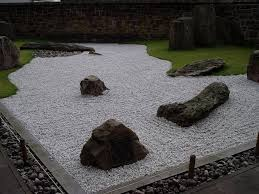 Zen Rock Garden by Zen Rock Garden Wallpaper