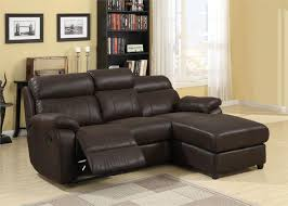 Small Recliner Sofa Sofa Beds Design Appealing Unique Small Reclining Sectional Sofas