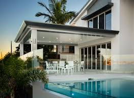 Pavilion Style Home Designs Queensland Pavilion Outdoor Living Patio By Stratco U2013 Architectural Design