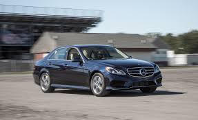 2014 mercedes benz e250 bluetec 4matic test u2013 review u2013 car and driver