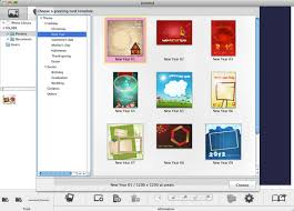 photo card maker software to create greeting cards snowfox greeting card maker for