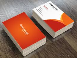 Best Visiting Card Designs Psd Creative Psd Business Card Template Free Download U2013 Designscanyon
