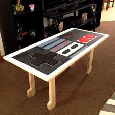 coffee table game console video game coffee table writehookstudio com
