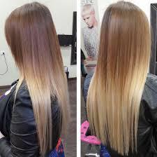 medium length hair with ombre highlights shoulder length hair with ombre highlights fashion qe
