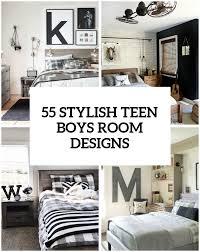 Modern Teen Furniture by 55 Modern And Stylish Teen Boys U0027 Room Designs Digsdigs