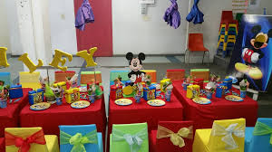 mickey mouse clubhouse party 6 easy mickey mouse party and celebrations