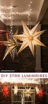 Diwali Decoration Ideas For Home Best 25 Hanging Stars Ideas On Pinterest Stars Origami Lantern