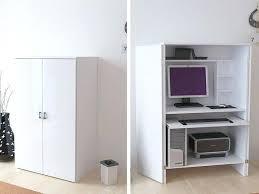 meuble pour pc de bureau meuble secretaire pour ordinateur meuble pour ordinateur de bureau